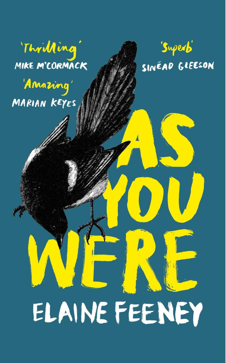 As You Were by Elaine Feeney