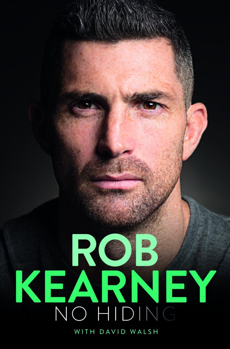 No Hiding by Rob Kearney