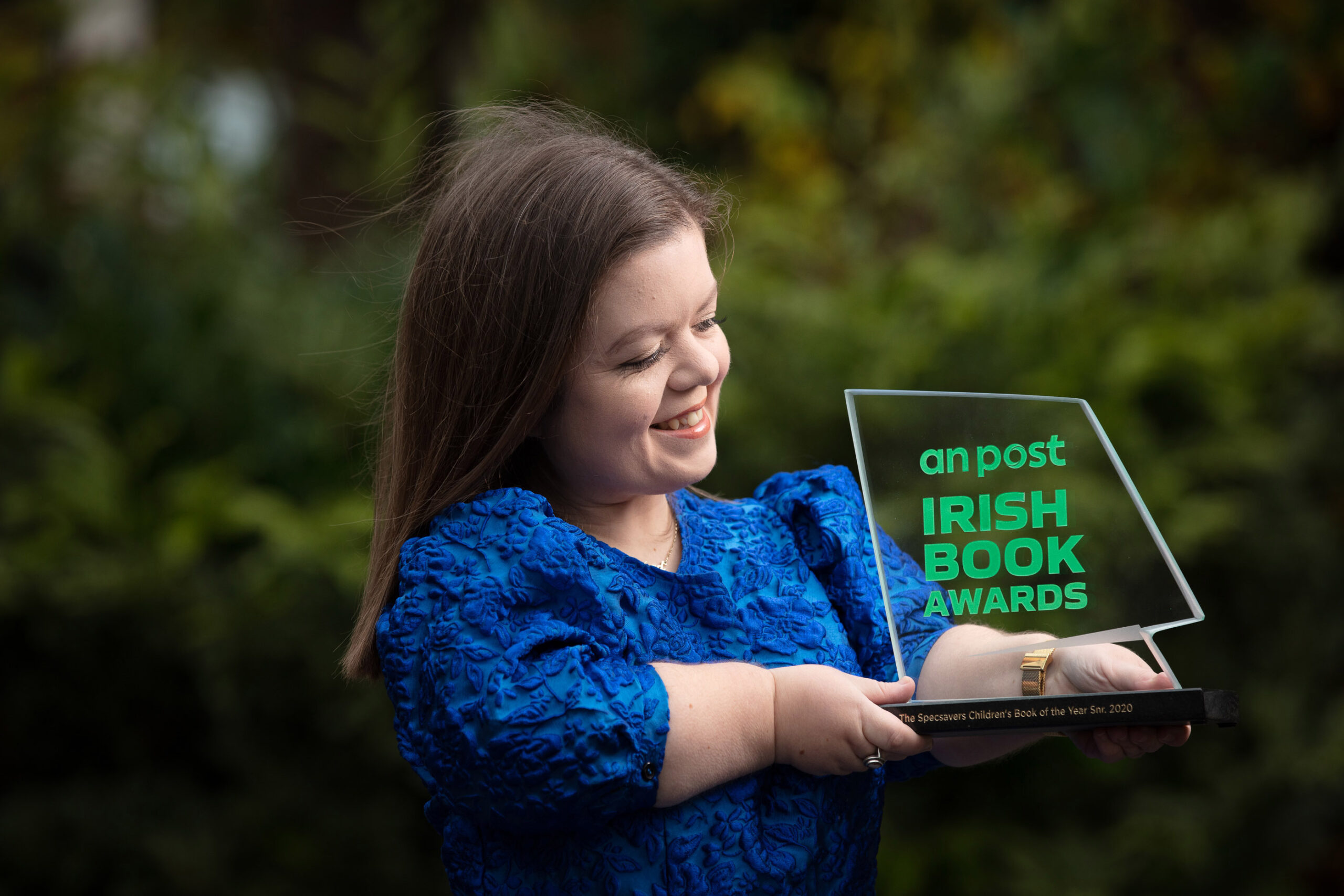 WINNERS ANNOUNCED FOR THE 2020 AN POST IRISH BOOK AWARDS!