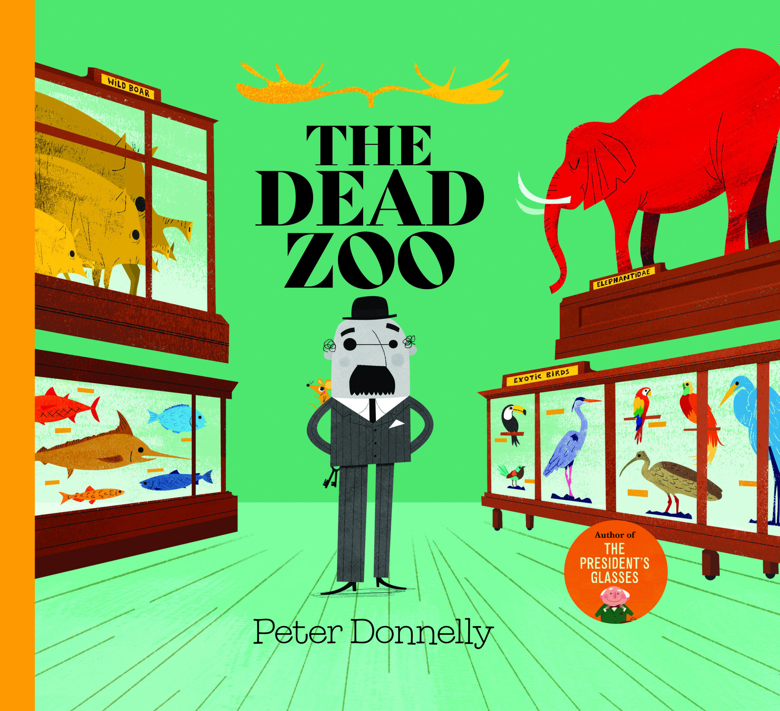 The Dead Zoo by Peter Donnelly
