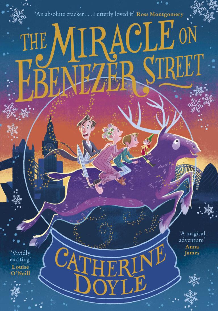 The Miracle on Ebenezer Street by Catherine Doyle