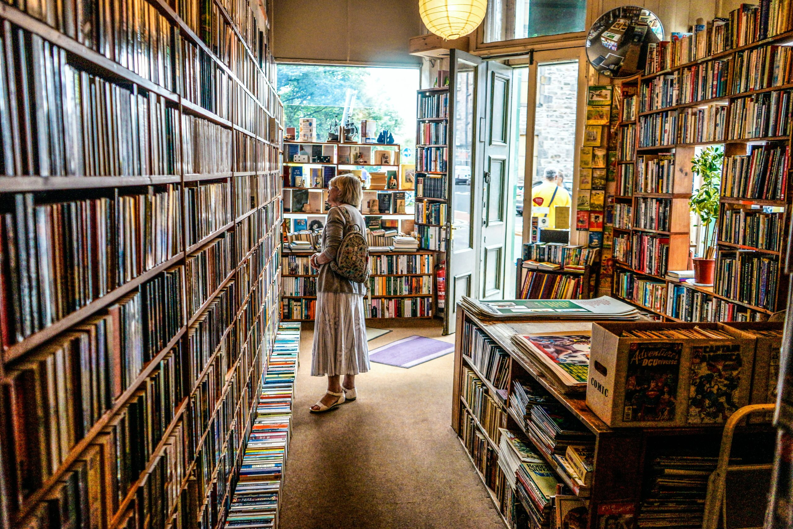 Nationwide search underway to find the 'An Post Bookshop of the Year 2021'